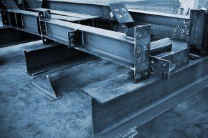 Les différents types de poutrelles métalliques en acier